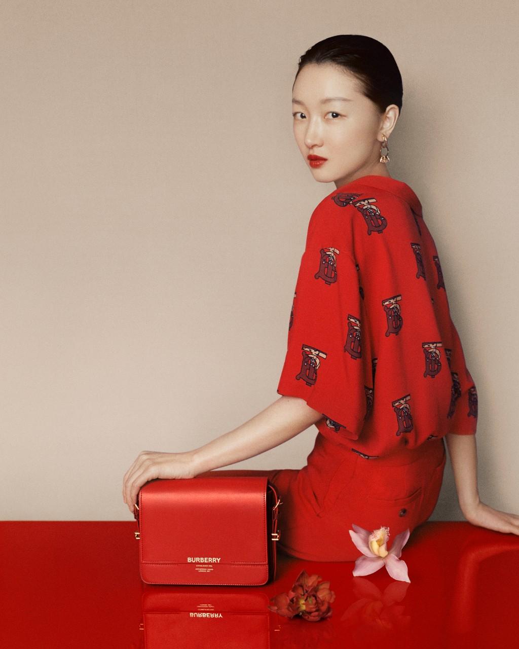 thương hiệu thời trang burberry xuân 2020