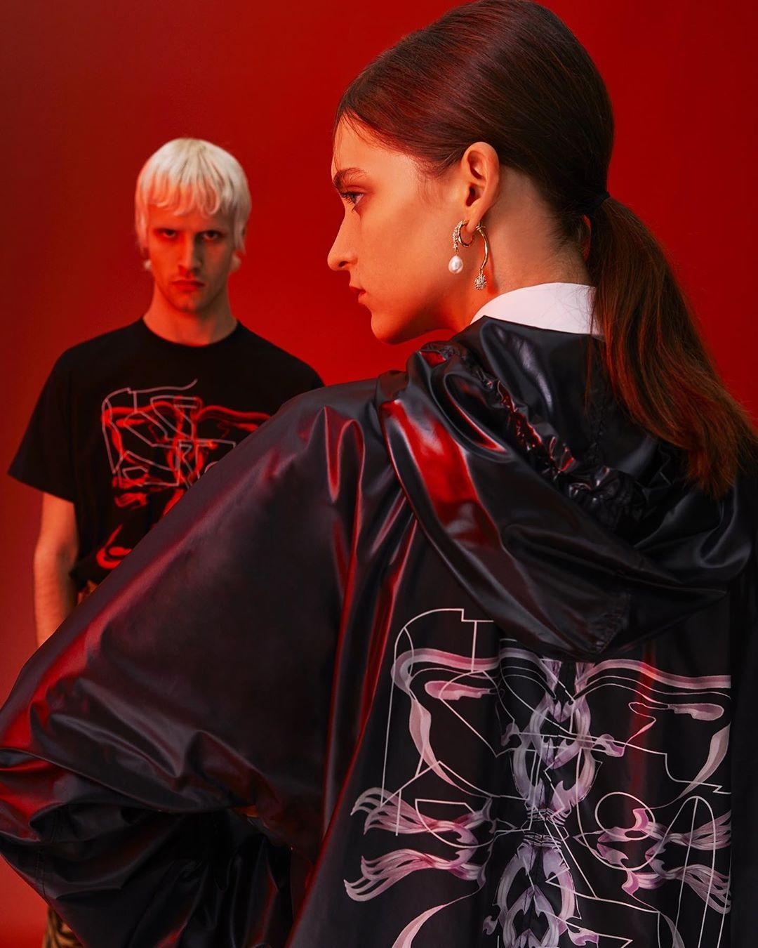 thương hiệu thời trang givenchy xuân 2020