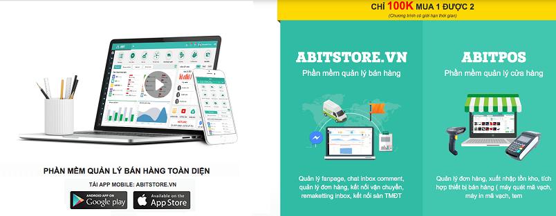 phần mềm quản lý bán hàng Abit
