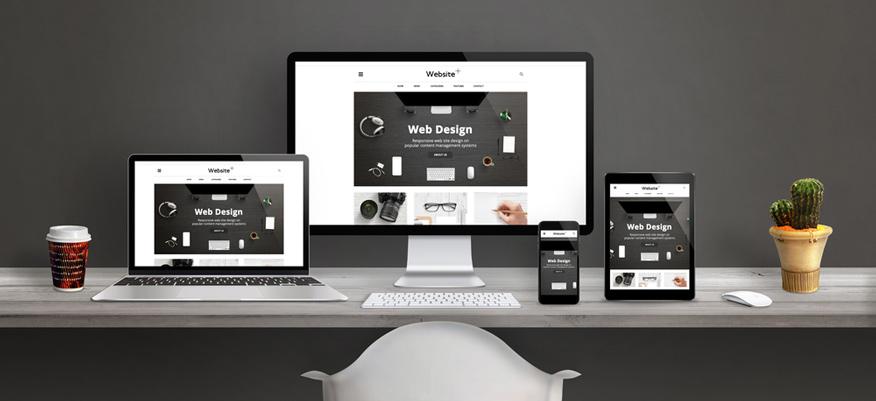 thiết kế và xây dựng trang web của bạn