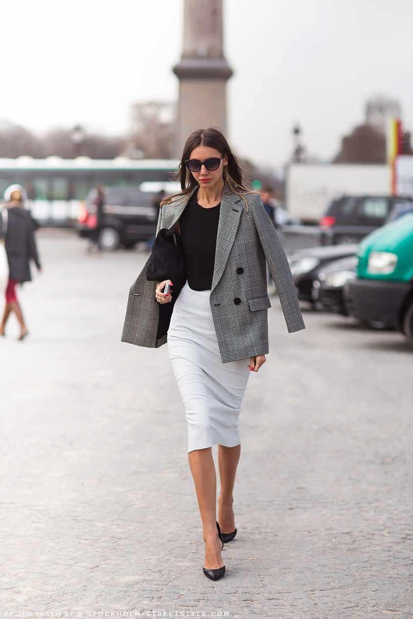 Diện trang phục công sở sành điệu như hai nữ giám đốc công ty thời trang 11