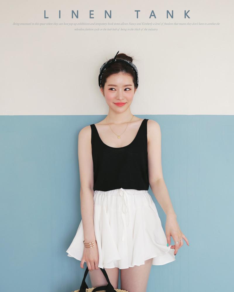 Chân váy ngắn chữ A