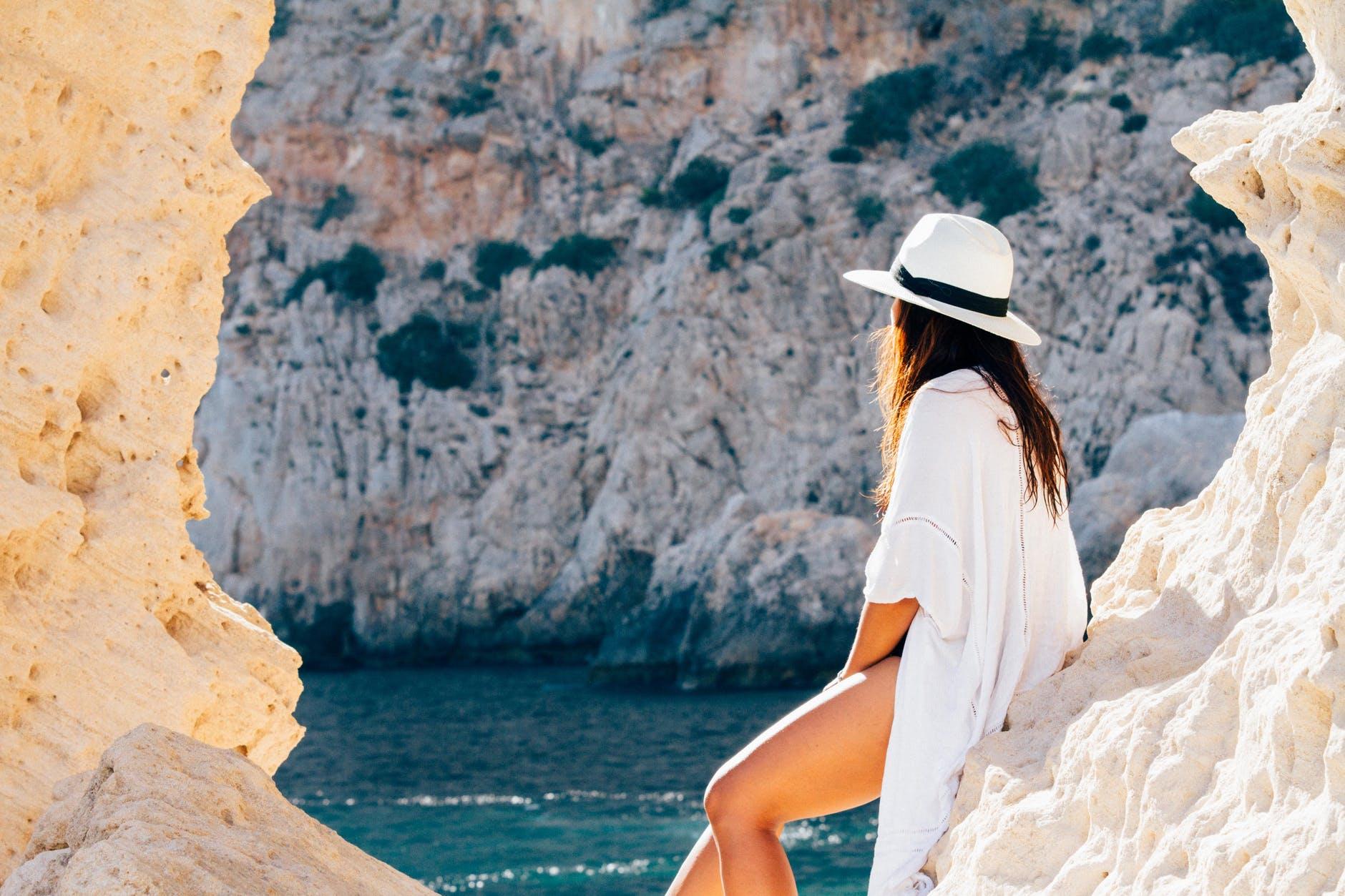 Đi biển mặc gì đẹp