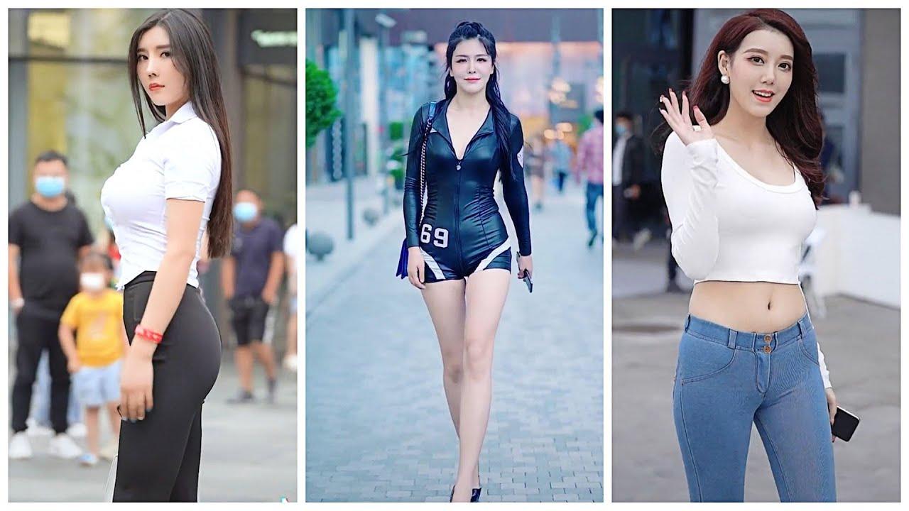 Mejores Street Fashion Tik Tok | Thời Trang Đường Phố Trung Quốc #17 -  YouTube