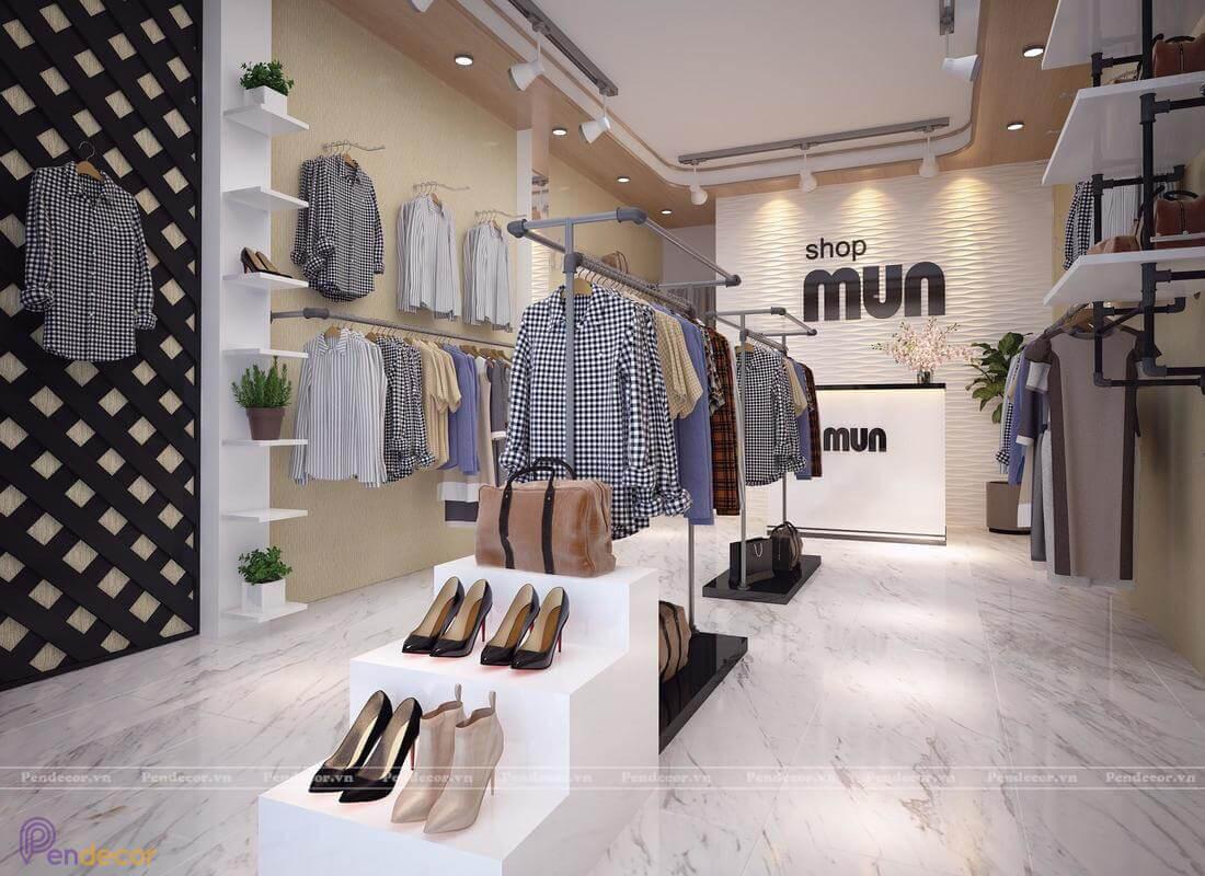 Hướng dẫn cách thiết kế shop thời trang (Đầy đủ nhất) | Pendecor