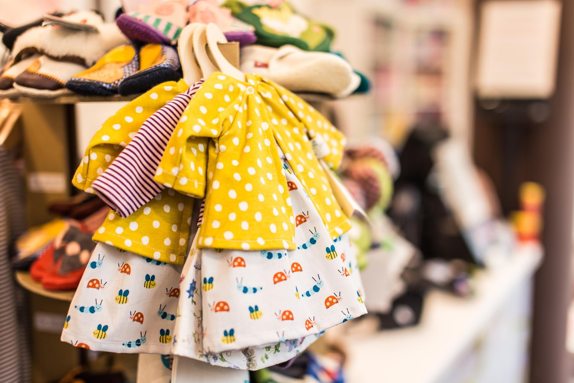 Kinh nghiệm mở shop quần áo trẻ em từ A đến Z đầy đủ nhất