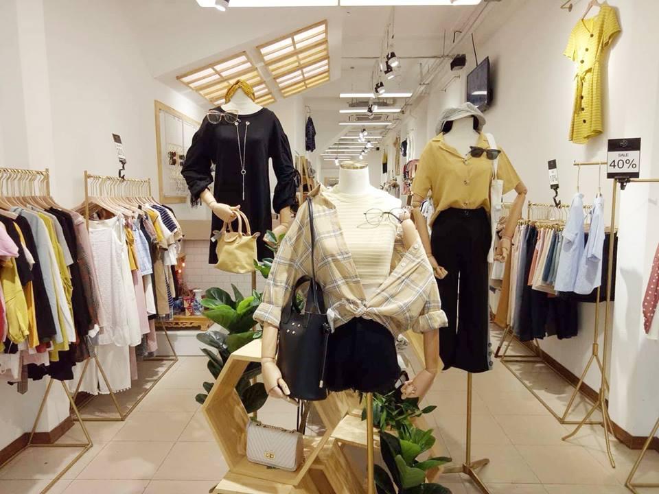 Top 7 shop thời trang nữ đẹp nhất phố Nguyễn Trãi, Hà Nội - sakurafashion.vn