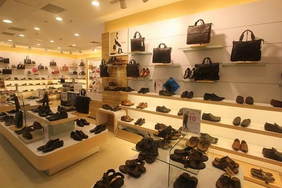 kinh doanh giày