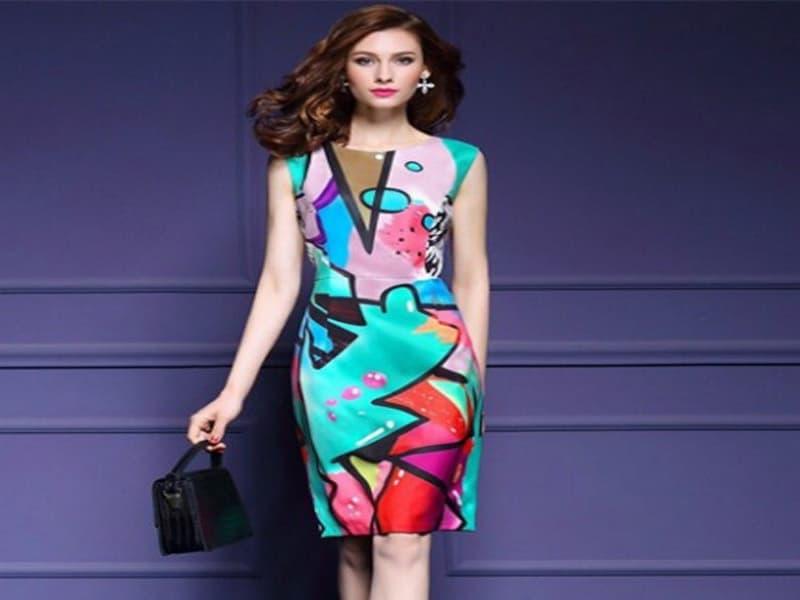 Màu sắc váy ôm body