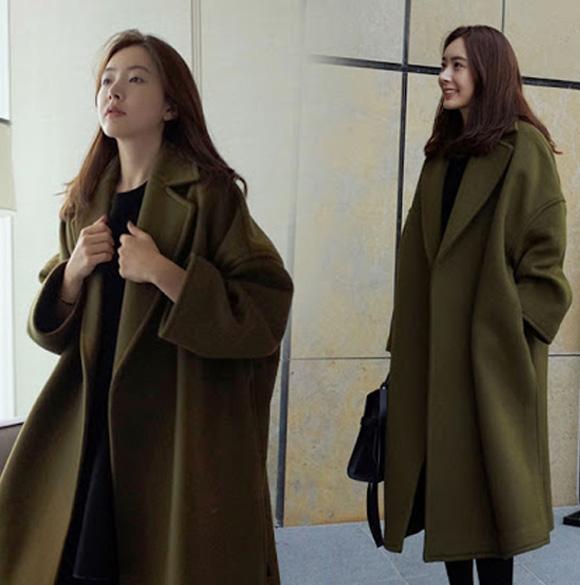 mua áo khoác nữ theo dáng người