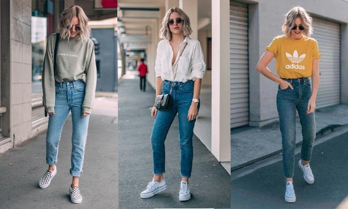mẹo thời trang đơn giản